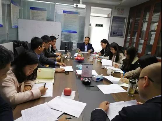 2019年3月23日上午,河南见素律师事务所开例会,对一周的案件进展情况以及遇到的问题进行总结研究,并作出下周的工作计划。