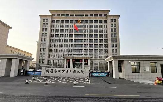 2019年3月7日早上,李晓东律师前往鹤壁市滨海区人民法院为李某诈骗发回重审一案,为求判决稳妥,与法官在判决之前进行最后的沟通。